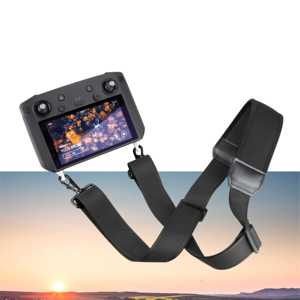 Image 1 - Neck Shoulder Strap 5.5 inch with Screen Smart Controller Lanyard with Remote Buckle for MAVIC 2 Pro Zoom Accessories Parts