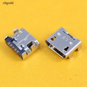 micro USB Charging Port jack socket connector for LG Optimus L7 P700 P705 P710 P715 L9 P760 P769 for Google Nexus 4 E960 E610 image
