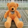 brown teddy bear plush toy 100cm giant teddy bear Rilakkuma bear stuffed doll/lovers/valentine day/birthday/new year gift