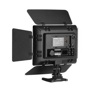 Image 5 - YONGNUO YN300III YN300 III YN 300III 3200k 5500K CRI95 foto de cámara luz LED para vídeo opcional con adaptador de corriente AC + KIT de batería