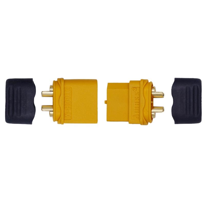 Male Female Bullet Connectors Plugs XT60 For RC Lipo Battery FPV Quadcopter Original Amass XT60 XT60H 20% off xt60 10 pairs male female bullet connectors plugs for rc lipo battery