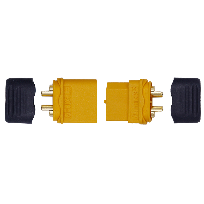 Male Female Bullet Connectors Plugs XT60 For RC Lipo Battery FPV Quadcopter Original Amass XT60 XT60H 20% off 71626 1007 i o connectors lfh vt female 30au female 30au 16 mr li