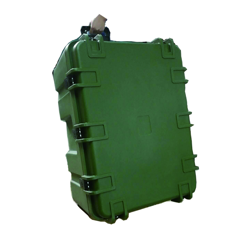 Tricases OEM/ODM Customized EVA Foam IP65 Hard PP Plastic Havery Duty Large Equipment Case  M3075 With Pull Rod And Wheels