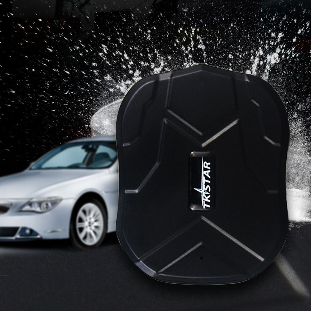 Multi function Vehicle Device Car Smart TK905B GPS Tracker 10000mAh Battery Waterproof Long Standby Time Overspeed