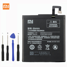 Original Xiaomi BM4A Phone battery For Xiaomi Mi Hongmi Redmi Pro 4050mAh