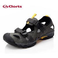 Clorts Men Aqua Shoes Summer Quick Dry Water Shoes PU Outdoor Male Sport Sneaker Swimming Sandals