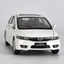 Original 1:18 Honda Civic 8 generations,High simulation Collection model car,Metal car,free shipping(China)