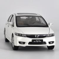 Original 1:18 Honda Civic 8 generations,High simulation Collection model car,Metal car,free shipping