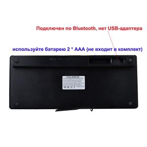 Image 5 - Zienstar teclado inalámbrico ultradelgado, Bluetooth 3,0, para Ipad/Iphone/Macbook/ordenador PC/tableta Android