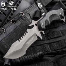 HX Outdoors Fishing Knife For Diving Hunting Camping Huntsman Tactical Knives Karambit Fixed Blade Cold Steel Knifes Free Ship