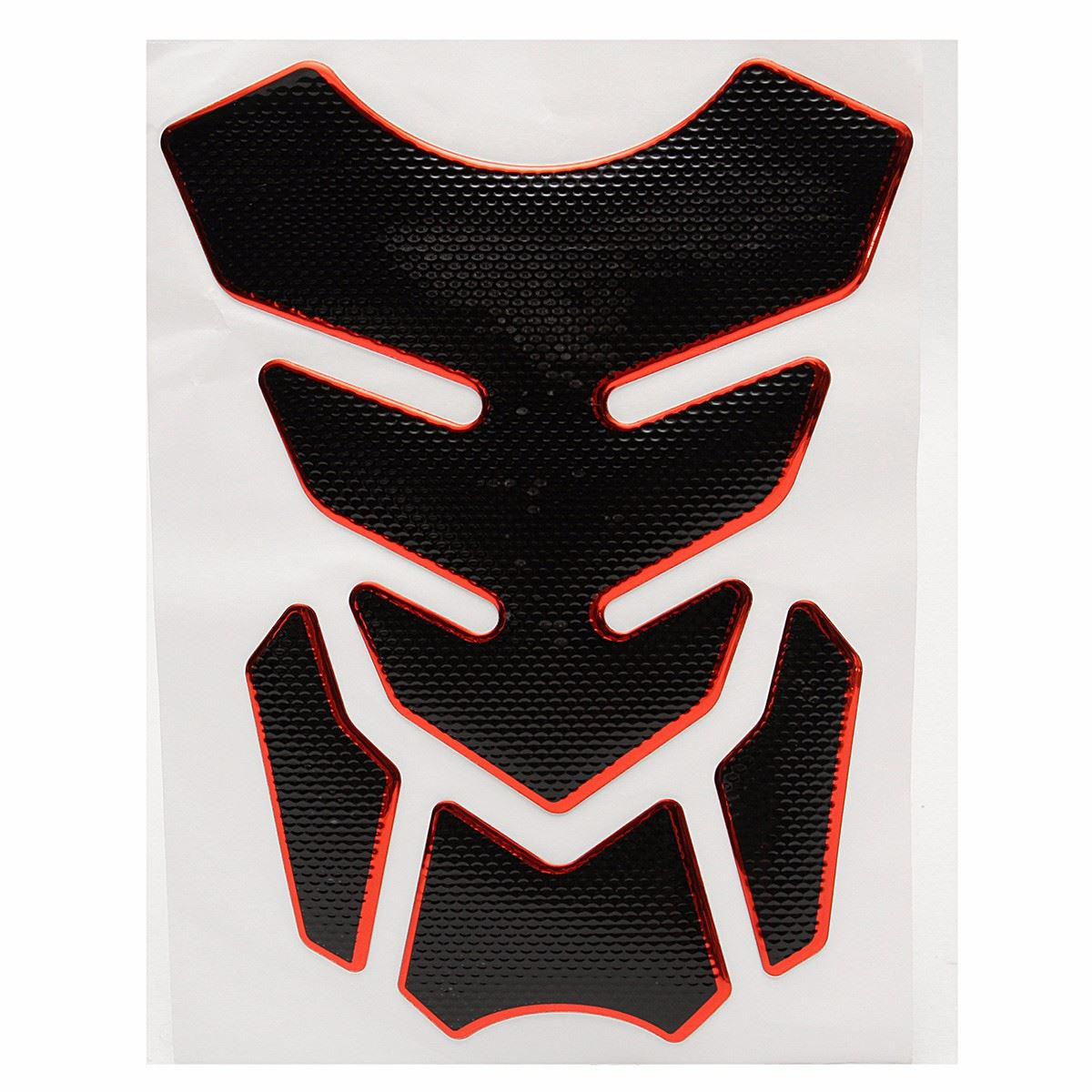 Bike stickers design for cbr 150 - Universal Red Motorcycle 3d Rubber Sticker Gas Fuel Oil Tank Pad Protector Cover Decals China