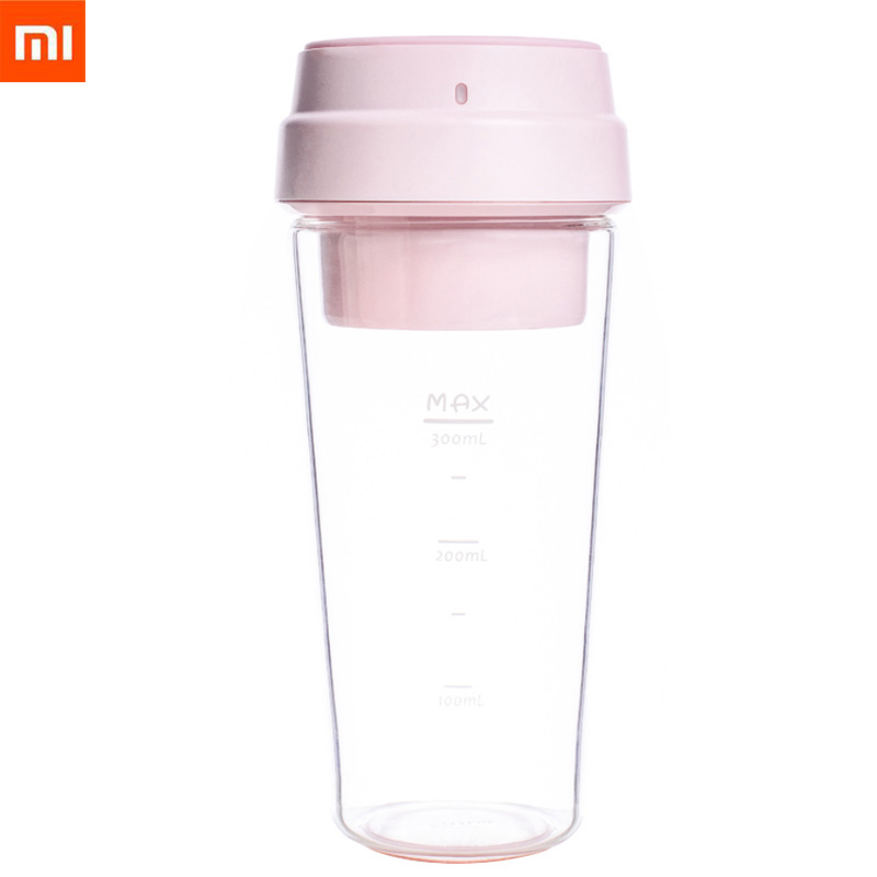Xiaomi 17Pin 400ML Electric Juicer Electrical Portable Mini Fruit Vegetable Orange Juice Blender 400ml Cup For