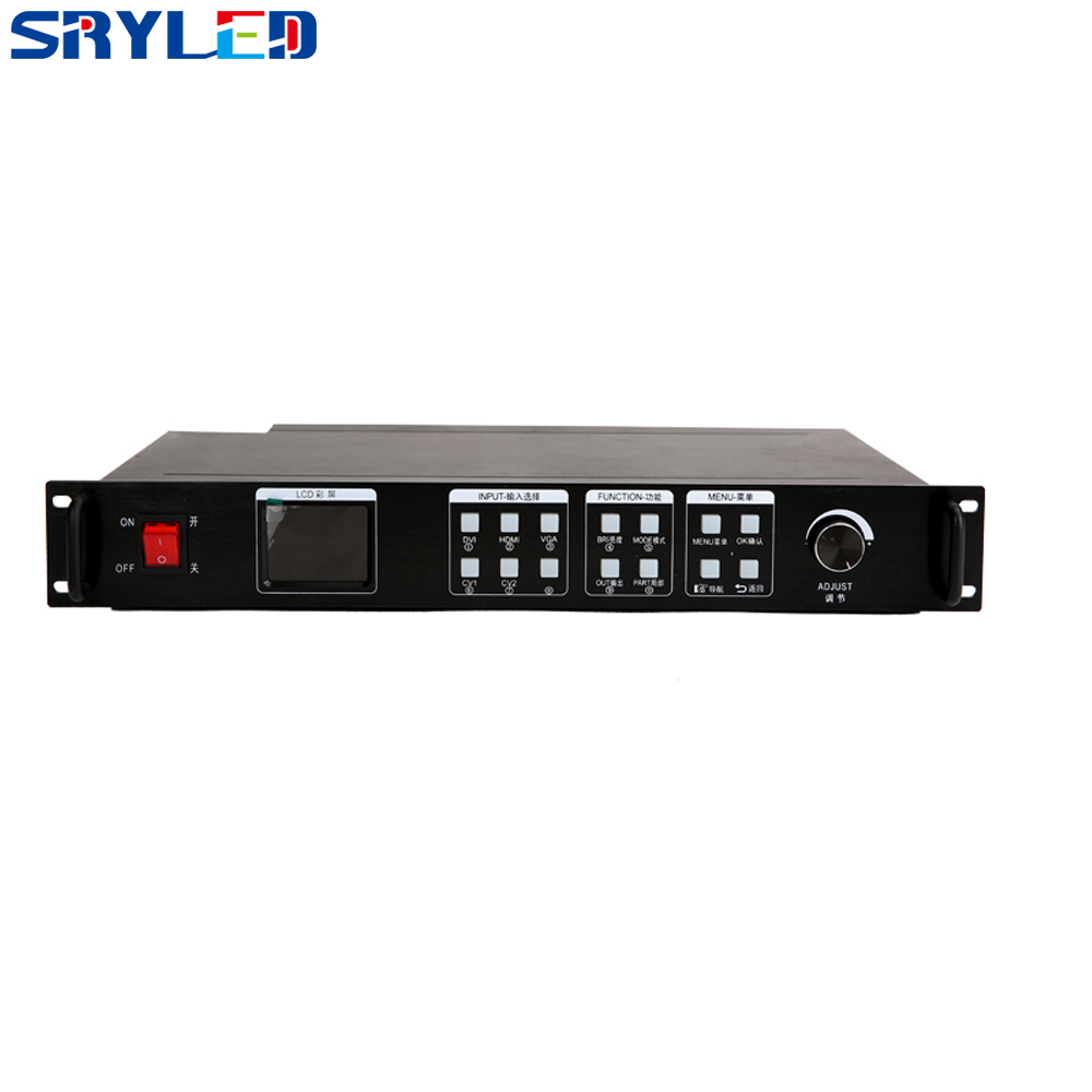 1920x1200 HD Input Full Color LED Video Processor KS600, Support NovaStar & Linsn Controller