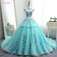 YQLNNE Vestido Debutante Quinceanera Dresses Ball Gown Sweet 16 Dress Vestidos De 15 Anos