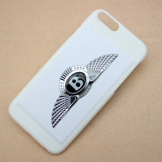 Bentley Logo Hard Case For iPhone