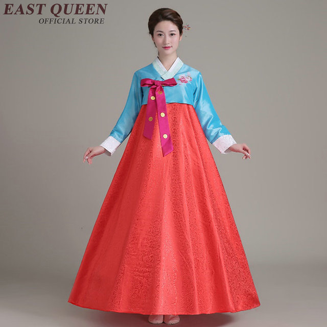 Hanbok Korean Traditional Wedding Korea Dress 2018 New Arrivals Clothing South