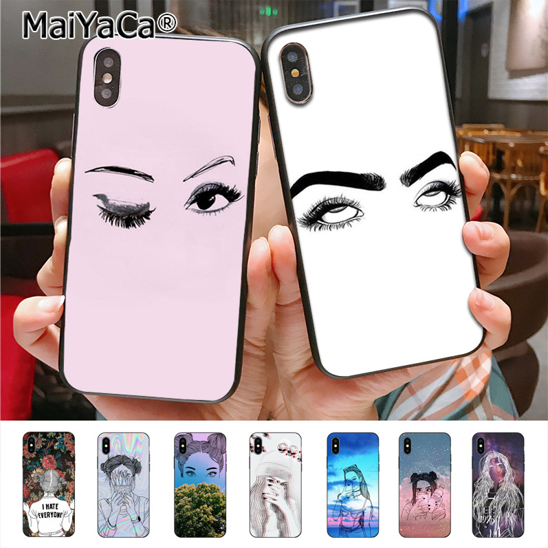 Worldwide delivery iphone 7 case line drawing in NaBaRa Online