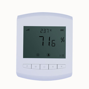 Image 1 - 433mhz lora sans fil température et humidité capteur transmetteur 868 température et humidité mètre LCD affichage Ultra faible puissance