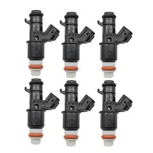 Image 1 - Original 6pc/lot Fuel Injector Flow Valve For Honda Civic 06 11 1.8L 16450 RNA A01 16450RNAA01 Injection Nozzle Injectors