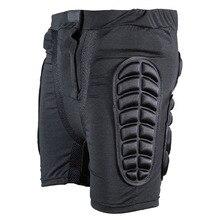 Sport Shorts Protective Hip Butt Pad Bicycle Ski Skate Snowboard Skating Protection Drop Resistance Roller Padded Shorts
