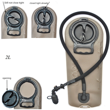 Military Tactical TPU 2L 2.5L 3L Water Bag Bladder Cycling Outdoor Travel Waterbag Combat Climbing Sport Hiking Hydration System