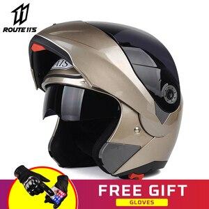 Full Face Motorcycle Helmet Mo