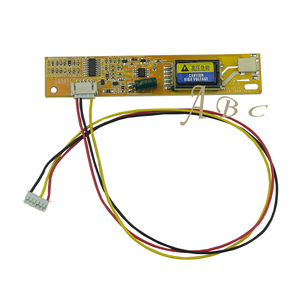 "Enkele Lamp 1 CCFL LCD Backlight Inverter Controller board voor 17 ""-22"" Inch Laptop PC Monitor TFT IPS Scherm Display(China)"