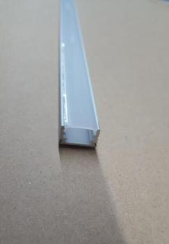 10pcs/lot Aluminum profile for LED flex strips/hard strips