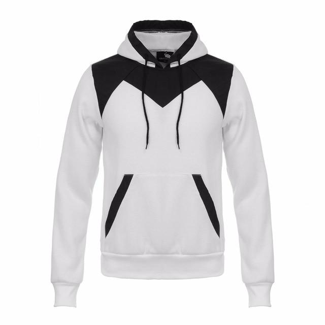 New Arrival Brand Men Hoodies Casual Fleece Sweatshirt Warm Spring Men Sportswear High Quality Men Track Suit