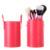 13 Pcs Pincel de Maquiagem Sombra de Olho Corar Fundação escova Kit Cosméticos Brushes Ferramenta com Caso Copo Cilíndrico