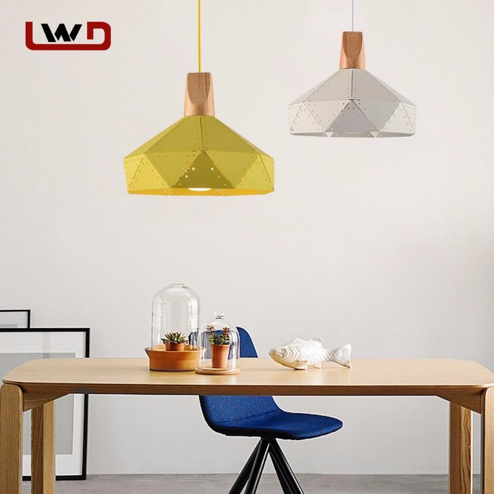 Hanglampen Eetkamer Hanger Lampen Moderne Kleurrijke Restaurant ...