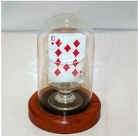 Horizontal Card Rise Card Magic Tricks,Stage Magic,Close up Magic,Accessories,illusions,Party Magic,Gimmick