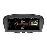 Мультимедийный монитор DVD плеер для автомобиля BMW E60 E61 M5 E63 E64 M6 E90 E91 E92 E93 M3 CIC навигации Android сенсорный экран