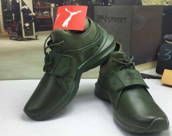Wholesale New Arrival Puma FENTY High Women's shoes Breathable Sneakers Badminton Shoes size36 39