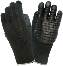 Work Gloves Anti-Vibration & Shock Absorbing Impact Resistant Anti