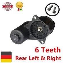 On sale 3C0998281B,32330208,3C0998281 6 teeth  For VW Tiguan Passat CC 2.0L 3.6L BIS BJ. 2009 Caliper Parking Brake Servomotor