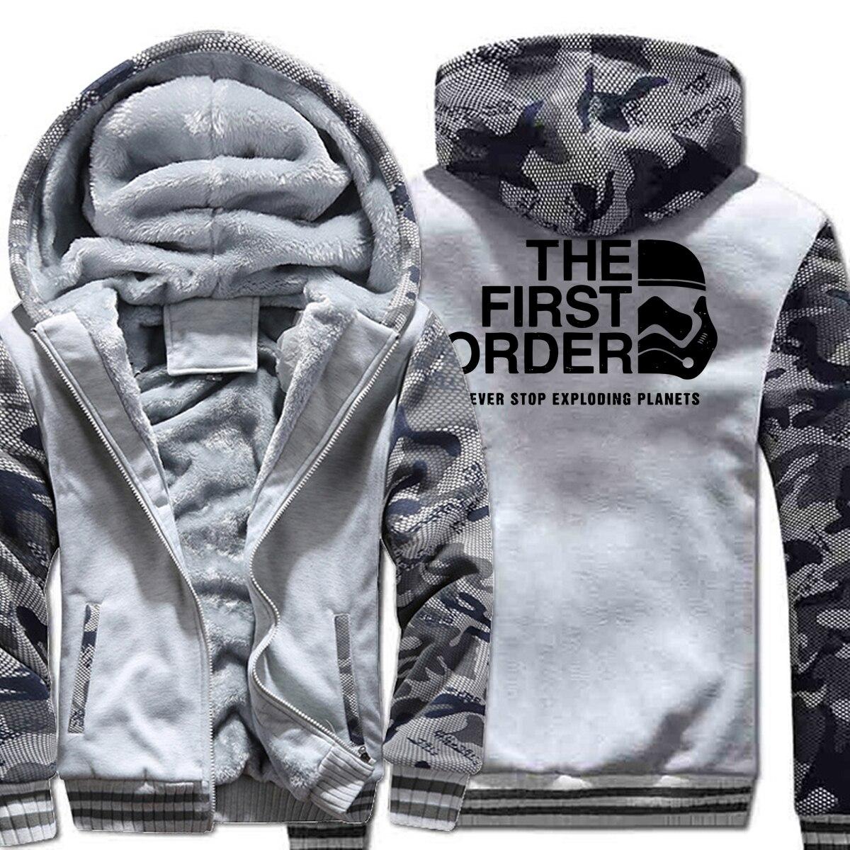 Sweat à capuche Films 2018 sweat à capuche pour homme sweat La Première Commande de mode drôle polaire survêtements crossfit nouveau hoodie sportif offre spéciale