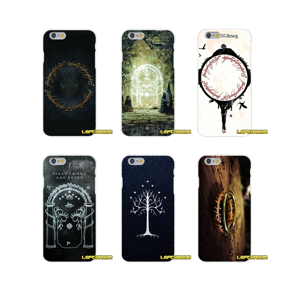 e67d1352cfef ... 5S SE 5C 6 6S 7 8 X Plus(China). US  1.02 - 1.94. the hobbit lord of  the rings Accessories Phone Cases Covers For iPhone X 4 4S 5