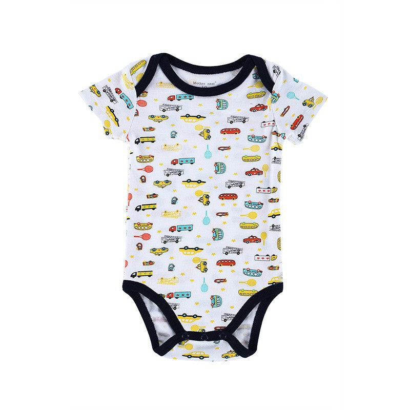 Promotion 23 Styles Baby Romper Boy & Girl Striped Short Sleeves Next Jumpsuit New Born Baby Clothes Infant Newborn Boy Body 14