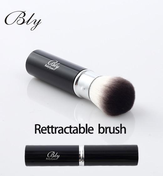 $10/3 items Retractable brush High Quality Makeup Kabuki Brush Professional Brush Retractable Blusher Brush
