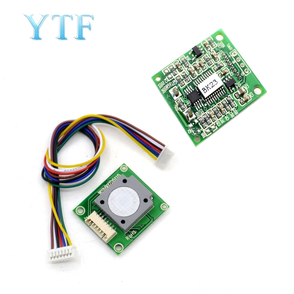 Formaldehyde Sensor ZE08-CH2O Serial Output Formaldehyde Concentration Measurement With Cable