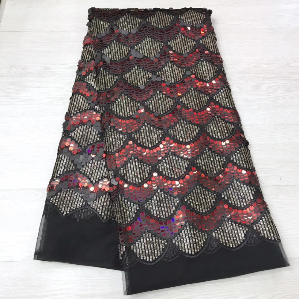 latest French network tulle lace fabric/African wedding party dress  sequins lace fabric shining sequins lace 5yards   jyno151latest French network tulle lace fabric/African wedding party dress  sequins lace fabric shining sequins lace 5yards   jyno151