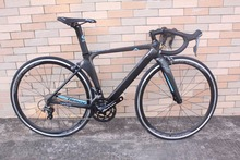 Carbon bicycle T800 Toray 700C complete bike,2 years warranty road bike 22 speeds with alloy 40mm wheelset