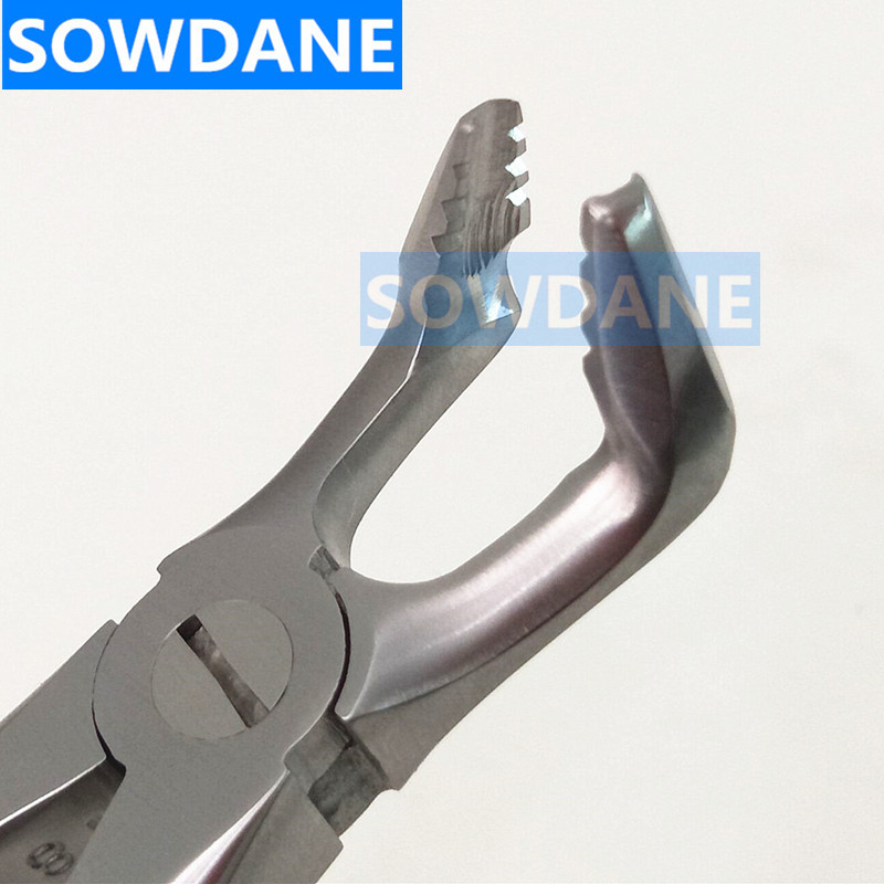 1 Pcs Stainless Steel Dental Adult Teeth Extraction Plier For Lower Premolars Surgical Toothdental Orthodontic Instrument Tool