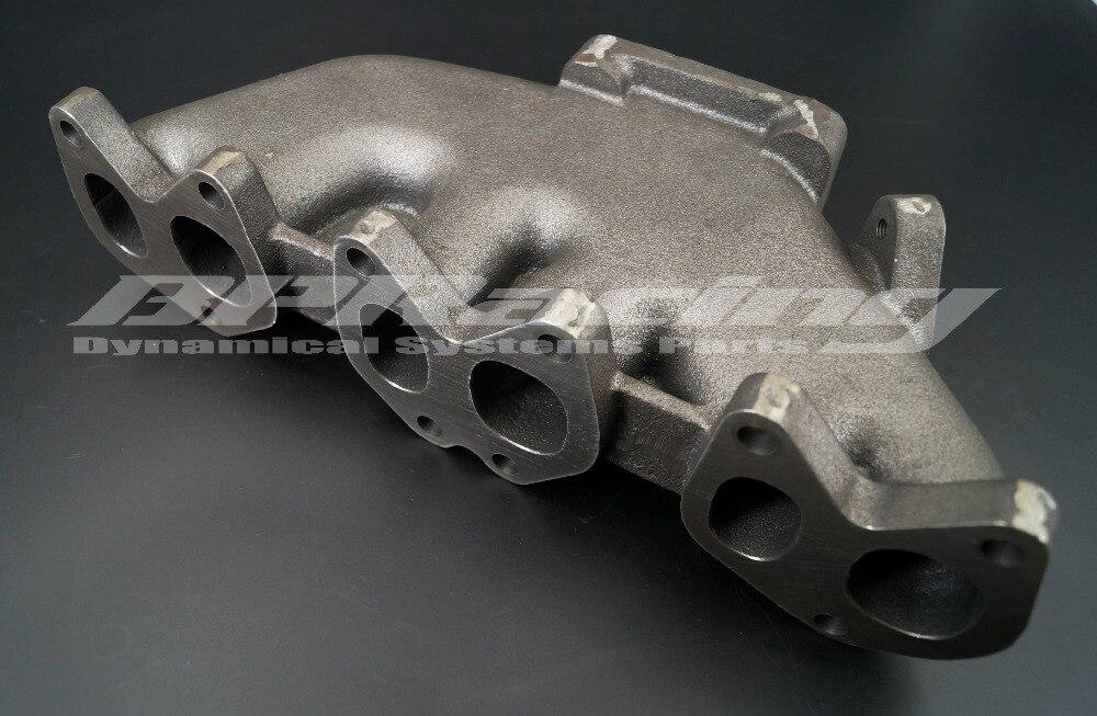 все цены на cast iron turbo exhaust manifold for VW VR6 GOLF/JETTA / Passat / MK3 MK4 MK5 / Corrado 12V T3/T4 Flange 2.0L I4 V8 онлайн