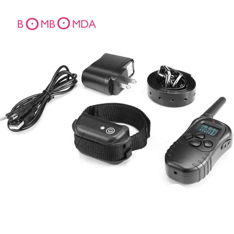 Remote Control Electro Stimulation Penis Ring / Neck Collar Electric Shock Sex Toys lectro Shock Sex Products US Plug excited new remote control penis extender pump sleeve penis ring waterproof vibrator cock ring adult sex products sex toys for couples