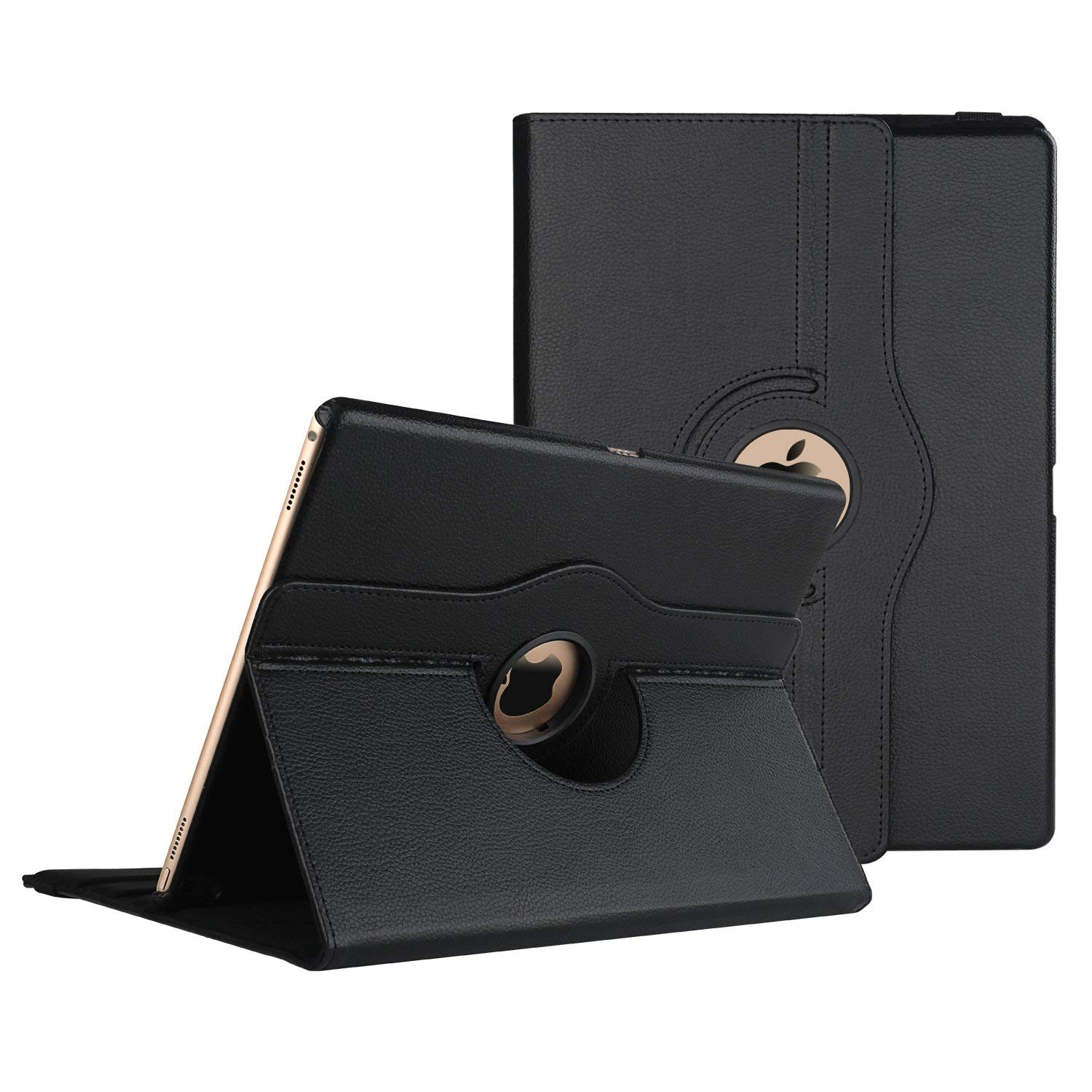 For Apple Ipad Pro 12.9 Cover Case 360 Rotating Smart Cover For Ipad PU Leather Protective Case Tablet Case For Ipad Pro 12.9