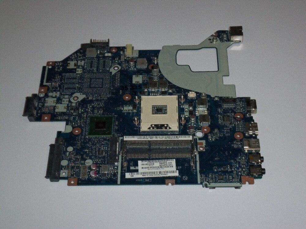 LA-7912P For NE56R V3-571G E1-571G NV56R Laptop Motherboard Q5WVH LA-7912P NBC1F11001 HM70 PGA989 DDR3