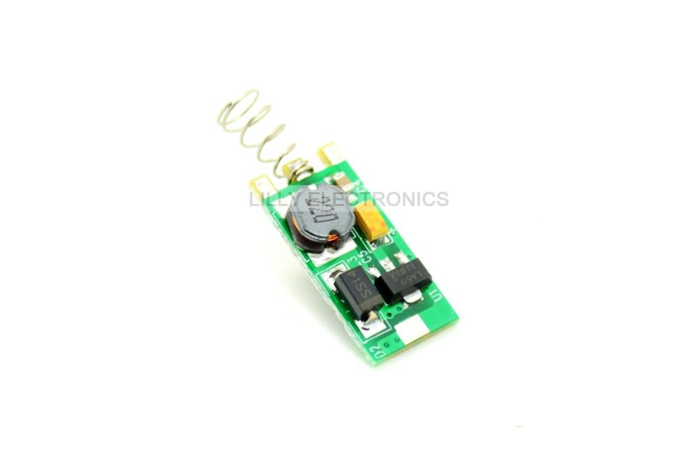 3-5V Power Supply Driver For 5-100mw 405nm Violet/Blue Laser Diode Module