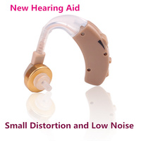 100 Brand New Hearing Aids Aid Behind Ear Wireless Small Distortion And The Low Noise Easy